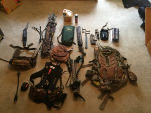 Gear Rundown Diy Whitetail